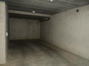 Garage à vendre                     à 3583 Paal