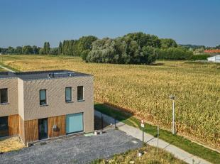 De verkaveling is opgebouwd uit 76 ruime woningen (zowel halfopen als gesloten bebouwing), waarbij de grondoppervlakte varieert tussen 187m² en 4