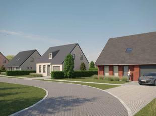 De 4 open bebouwingen in de Drieshoekstraat hebben een groot grondopp. gaanden van 500 m² tot 730 m². Loten 1 en 3 zijn met een tijdloze pen