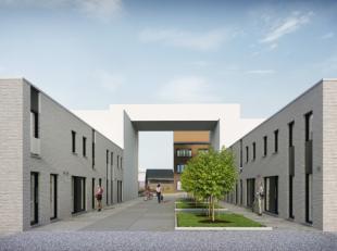 Site De Kien, gelegen in Kortrijk aan de oevers van de Leie, is een mooi voorbeeld van herbestemming. Het industrieel terrein met o.a. een drankencent