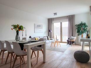 Bepaal zelf de indeling van uw appartement, kies de vloerafwerking (parket, tegels,...) en bepaal mee de indeling en afwerking van de badkamer en de k
