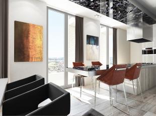Nagelnieuw volledig afgewerkt penthouse en onmiddellijk bewoonbaar.<br /> <br /> Prijzen vanaf € 629.500. Informeer naar de beschikbare panden.<br />