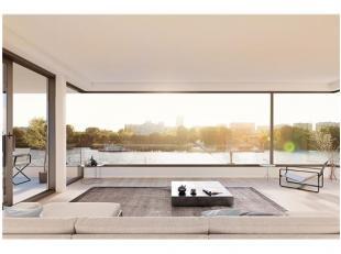 Bepaal in samenspraak met de architecten de indeling van uw duplex penthouse, kies de vloerafwerking (parket, tegels,...) en bepaal mee de indeling en