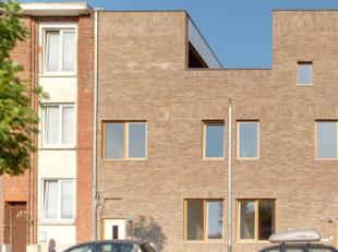 AG VESPA verkoopt een energiezuinige woning (168 m²) met ruime tuin (75 m²) en 3 slaapkamers in de Confortalei 68, 2100 Deurne.De ruime woni