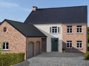 Projet de villa basse énergie 100 % traditionnelle k30( triple vitrage, 14 cm d'isolation dans les murs, entre 22 et 44 cm d'isolation en toitu