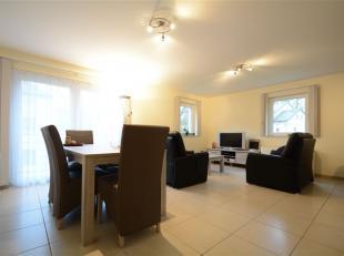 Arlon, à proximité de la gare , spacieux appartement de 105 m² composé comme suit:   hall, séjour, cuisine équ