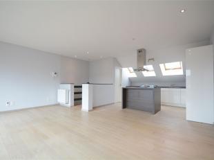 Arlon, splendide duplex de standing de 90 m² composé comme suit: hall d'entrée, vaste séjour lumineux avec splendide vue, cu