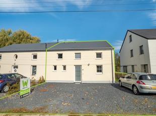 Barnich, bonne maison d'habitation construite en 2015 composée comme suit: niveau 0: séjour, cuisine équipée, buanderie. N