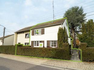 A Arlon, située dans un quartier proche de la gare, Double V Immobilière vous propose une  jolie maison 3 façades . Ce bien  se c