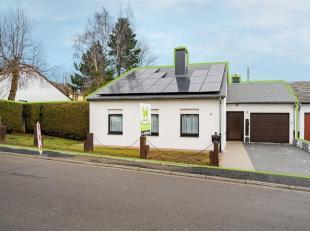 Double V Immobilière vous propose à Arlon dans un quartier très calme une jolie maison plein pied 3 façades. Ce bien  se c