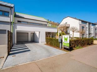 Double V Immobilière vous propose à Arlon, dans un quartier très calme à deux pas du centre-ville, très belle maiso