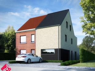 Wij bieden u met veel plezier deze prachtige en zeer praktische nog op te richten woning aan.<br /> Ondanks de smallere gevelbreedte is het de archite