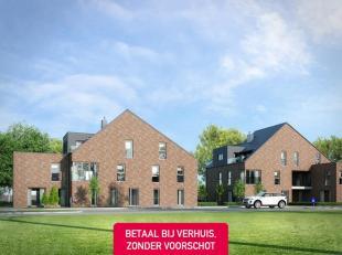 Nieuwbouwproject Vinkenhof - Gelegen tussen centrum Ham en centrum Tessenderlo<br /> <br /> Dit project omvat 2 BEN-woningen en 10 BEN-appartementen