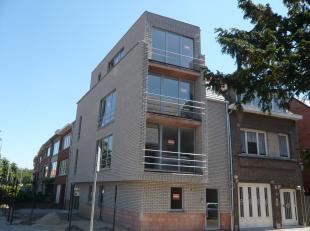 het appartement is gelegen op het tweede verdiep van een zeer kleinschalig gebouw met amper 4 appartement te huur