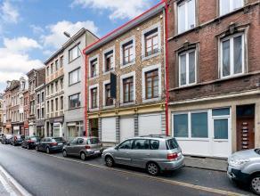 Realim vous propose à la vente un immeuble de rapport idéalement situé à proximité de ÂEn Féronstr&eac