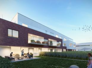 Projet de haut standing, appartement de 102 m² + terrasse Sud de 20m², comprenant: hall d'entrée, grand living, cuisine full é