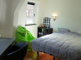 Kots de standing à louer dans le centre de Namur. Les kots sont tous équipés d'une salle de douche privative (récente et r