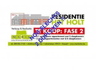 Appartement à vendre                     à 3740 Beverst