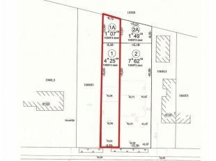 Deze residentiële bouwgrond voor gesloten bebouwing met een oppervlakte van ± 5a32ca is ingedeeld in woongebied met landelijk karakter voo