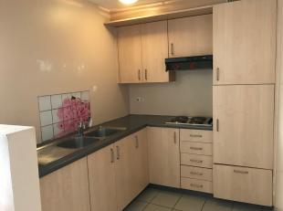 Gelegen in een klein gebouw met erg lage gemeenschappelijke kosten.<br /> Het appartement bestaat uit 2 slaapkamers, open keuken, berging, badkamer en