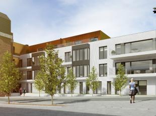 RESIDENTIE DE GRAANMARKTDit nieuwbouwproject De Graanmarkt ligt in het centrum van Ninove op de hoek van de Graanmarkt en De Koepoort.Dit gelijkvloers
