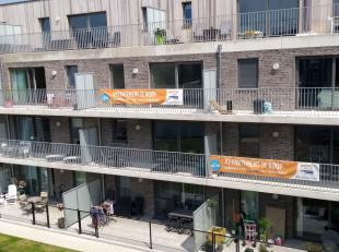 Nieuwbouwappartement met 2 slaapkamers gelegen in het centrum van Ninove.Dit appartement, gelegen op de 2e verdieping, is 84m² groot en heeft een