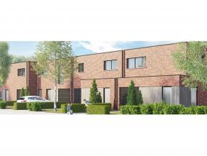 Lot 10 is een halfopen bebouwing in opbouw in moderne stijl op een grondopp. van 490 m² en met een totale bewoonbare opp. van 175 m².<br />