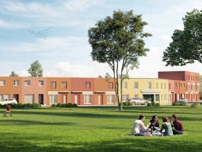Lot 30 is een gesloten bebouwing op een grondoppervlakte van 207 m². Eigentijdse stijl met karaktervolle architecturale accenten.<br /> <br /> GE