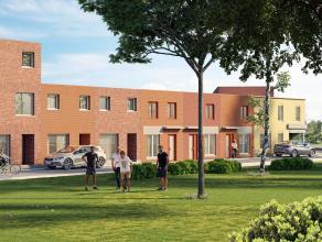 Lot 37 is een gesloten bebouwing op een grondoppervlakte van 207 m². Eigentijdse stijl met karaktervolle architecturale accenten.<br /> <br /> GE
