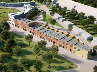Lot 10 is een gesloten bebouwing op een grondoppervlakte van 132 m². Eigentijdse stijl met karaktervolle architecturale accenten.<br /> <br /> GE