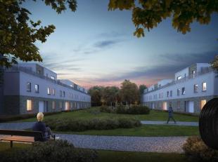 Woning B3 is een gesloten bebouwing in opbouw in moderne stijl met een totale bewoonbare oppervlakte van 124 m² en een tuin met terras van 125 m&