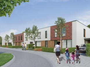 Lot 25 is een energiezuinige halfopen bebouwing in moderne stijl op een mooi perceel van 300 m². De werken zijn gestart! <br /> <br /> GELIJKVLOE