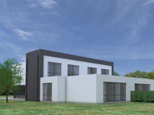 ENERGIEZUINIGE RUIME MODERNE WONINGEN - Deze stijlvolle energiezuinige BEN-woningen (E-peil 30 of minder), met dubbele carport, worden instapklaar afg