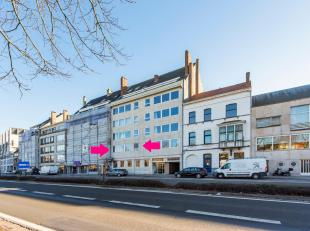 BRUGGE- ROYAAL APPARTEMENT (177 m² bewoonbare interieuropp.) met 4 slaapkamers, 3 badkamers, RUIME GARAGE en GROOT ZONNETERRAS. Grandioos zicht o