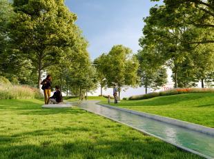 In KRONO Gent worden 36 hedendaagse appartementen ontwikkeld. Via het park is er een directe verbinding naar het centrum van Gent. Te voet ben je op 5