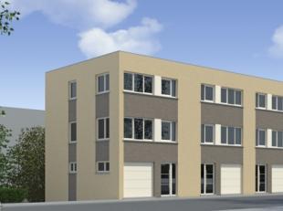 Nieuw te bouwen woning in een rustige, doodlopende straat, maar toch dicht bij het commerciële centrum van Boom. Op wandelafstand van trein- en b