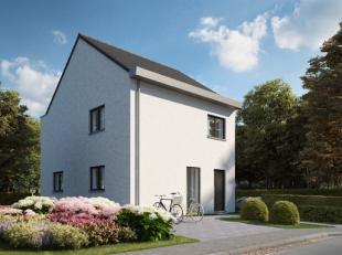 Deze woning gelegen te Gentsesteenweg L.N. 18, Mechelen is een op maat te bouwen energiezuinige woning. Zowel de indeling als de afwerking zijn vrij t