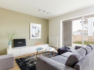 Dit appartement is gelegen in een groene parkzone en bovendien op slechts enkele meters van de Grote Markt van Sint-Niklaas. Omdat dit appartement op