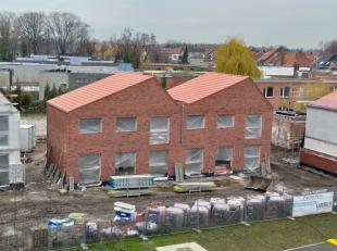 Deze nieuwbouwwoning is gelegen in een parkzone in een doodlopende straat op slechts enkele meters van de Grote Markt van Sint-Niklaas. Deze lichtrijk