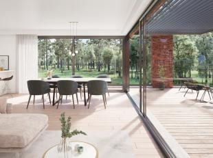 Dit prachtige appartement van project Bluebell ligt op de hoek van de residentie en is voorzien van een ruim terras van 45,39m2. Dankzij de uitgekiend
