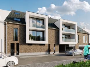 Prachtige kleinschalige residentie in het hart van Kuurne. Midden in de Kerkstraat vinden we dit project met 7 appartementen en één hand
