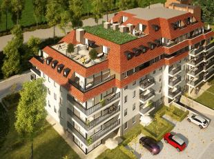 Prachtig nieuwbouwproject in t'Zuid met appartementen 1, 2 of 3 slaapkamers.<br /> Zeer rustig gelegen vlakbij het station en op een boogscheut van h