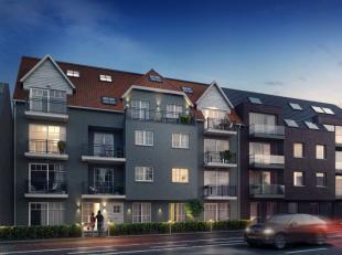 Hoogwaardig & energiezuinig wonen op een boogscheut van de E17 Er zijn in deze residentie zowel één- als tweeslaapkamer-appartemente