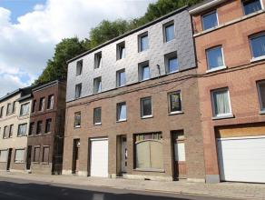 Spacieux immeuble en cours de rénovation. Actuellement considérée comme maison unifamiliale, cette bâtisse, avec ses 370 m&