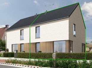 Tussen Hooglede en Kortemark is deze halfopen nieuwbouwwoning gelegen. In de nabijheid van diverse bakkers, lokale handelaars en openbaar vervoer.<br