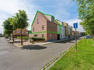 """Dit ruime duplexappartement is gelegen op de tweede verdieping van de nieuwbouw residentie """"Santa Maria"""", op fietsafstand het centrum van Blankenberge"""