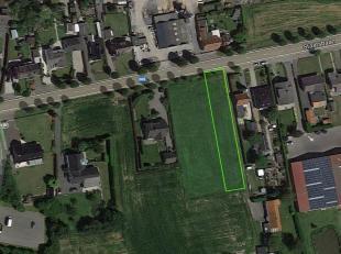 In het landelijke Zarren (deelgemeente van Kortemark) ligt dit perceel bouwgrond van 1040 m². Deze is zuidgericht en rustig doch centraal gelegen