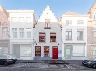 Op heden resideert in deze typische trapgevelwoning in Brugge wijnbar/wijnhandel Nuno's. Na een periode op deze commercieel sterke locatie heeft de ui
