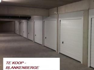 Een felbeheerde parkeerplaats in de drukke badstad gezocht? Wij bieden u de toegang aan tot het volledig afgesloten garagecomplex in het centrum van B