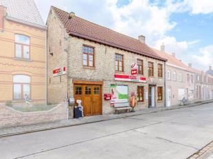 - OVERNAME -<br /> InLeisele(deelgemeente van Alveringem) bevindt zich dezebloeiende zaak.Het dorp ligt op twaalf kilometer van Veurne en slechts een